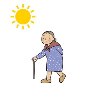 ビタミン 日光浴 日光浴の知られざる効果!日光浴で病気を予防しよう